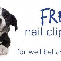 free-nail-clipping-for-well-behaved-dogs-advert