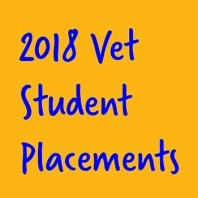 2018-vet-student-placements